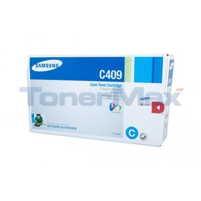 SAMSUNG CLP-315 TONER CARTRIDGE CYAN